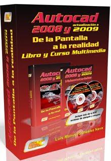 Autocad 2008 y Actualización a 2009 [VideoTutoriales]